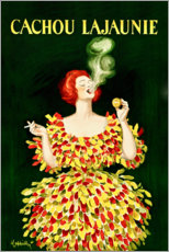 Plakat  Cachou Lajaunie licorice - Leonetto Cappiello
