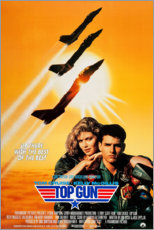 Obraz na płótnie  Top Gun - Entertainment Collection