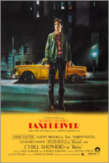 Plakat  Taxi Driver - Entertainment Collection
