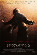 Plakat  The Shawshank Redemption - Entertainment Collection