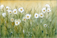 Plakat Daisies in spring I