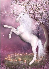 Gallery print  Unicorn Energy - Dolphins DreamDesign