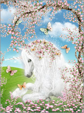 Gallery print  Dreamy unicorn - Dolphins DreamDesign