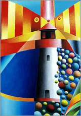 Gallery print  Lighthouse Fish - Gerhard Kraus