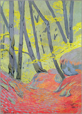 Gallery print  Undergrowth - Paul Sérusier