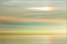 Gallery print  Sky and ocean, La Jolla - Don Paulson