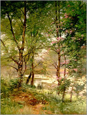 Gallery print  In the fairytale forest - Ernest Parton
