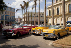Gallery print  havanna - Peter Schickert