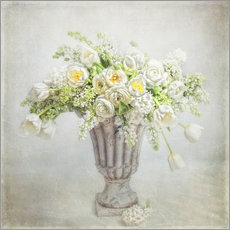Gallery print  Spring bouquet - Lizzy Pe