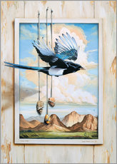 Gallery print  FREE BIRD - Georg Huber