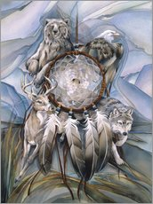 Gallery print  Dream catcher - Jody Bergsma