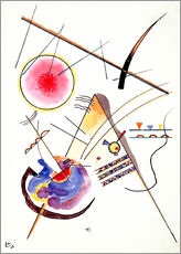 Gallery print  Composition - Wassily Kandinsky