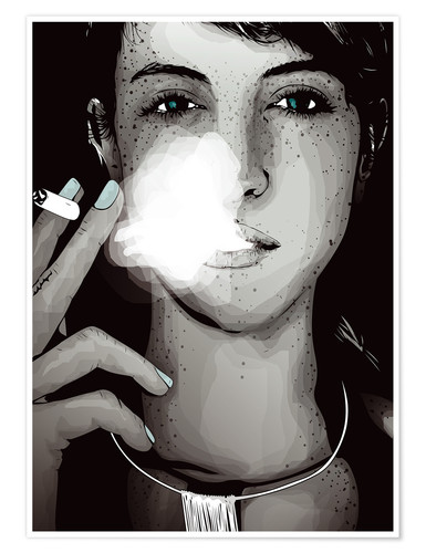 Plakat smoking #1