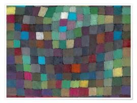Plakat  Abstract in Relation ...Tree - Paul Klee