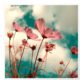 Plakat Cosmos abstract VI
