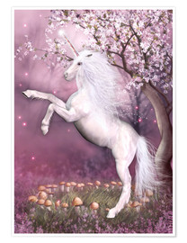 Plakat Unicorn Energy