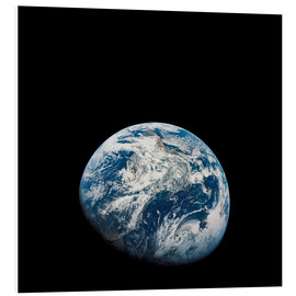 Obraz na PCV  Earth from the viewpoint of Apollo 8