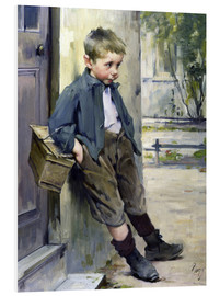 Obraz na PCV  Out of the Game - Henri Jules Jean Geoffroy