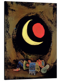 Obraz na aluminium  Strong Dream - Paul Klee