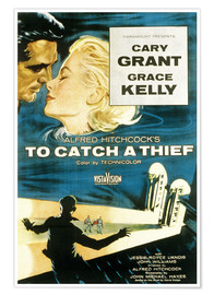 Plakat To Catch a Thief