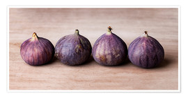 Plakat Figs collage
