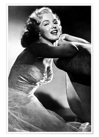 Plakat  ALL ABOUT EVE, Marilyn Monroe