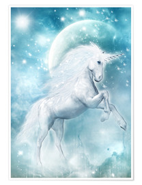 Plakat Unicorn on my way