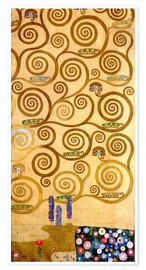 Plakat The Tree of Life (right outer panel)