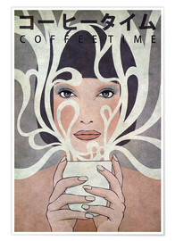 Plakat Coffee Time