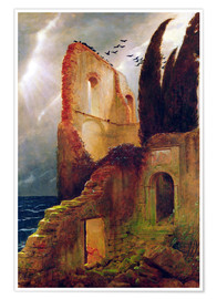 Plakat Ruin by the Sea