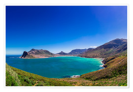 Plakat Hout Bay, Cape Town, South Africa