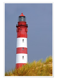 Plakat red Lighthouse