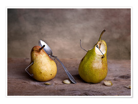 Plakat Simple Things - Pears