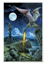 Plakat  Dragon spit - Dragon Chronicles