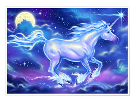 Plakat Unicorn