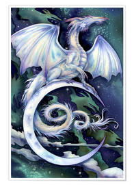 Plakat  Touch the moon - Jody Bergsma
