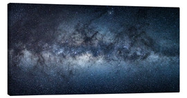 Obraz na płótnie  Milky Way Panorama - Jan Christopher Becke