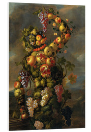 Obraz na PCV  Autumn (An Allegory of the Four Seasons) - Giuseppe Arcimboldo