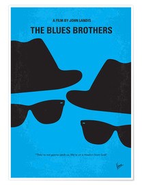 Plakat The Blues Brothers