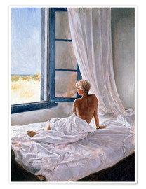 Plakat  Afternoon view - John Worthington