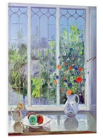 Obraz na PCV  Still life in the window - Timothy Easton
