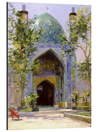Obraz na aluminium  Chanbagh Madrasses, Isfahan - Bob Brown