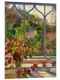 Obraz na PCV  Autumn view - Timothy Easton