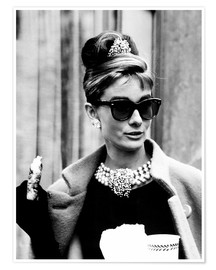Plakat Breakfast at Tiffany's