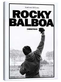 Obraz na płótnie  Rocky Balboa - Entertainment Collection