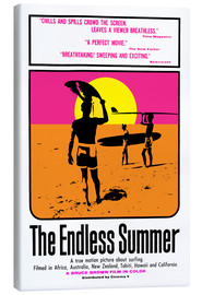 Obraz na płótnie  The Endless Summer - Entertainment Collection