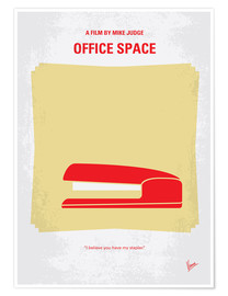 Plakat Office Space