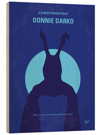 Obraz na drewnie  Donnie Darko - chungkong