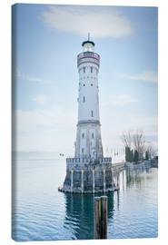 Obraz na płótnie  beautiful lighthouse at Lindau