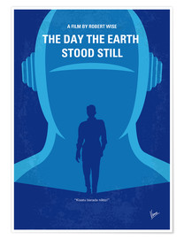 Plakat The Day The Earth Stood Still